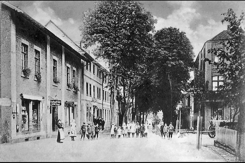 Archiv F. Ludwig Passerah