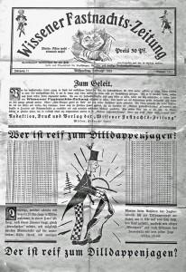 Karnevalszeitung Wissen