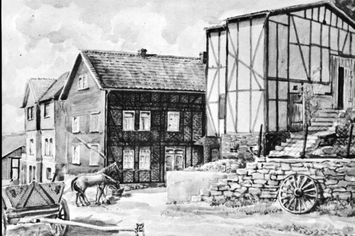 Wissen Schützenstraße 1940