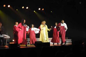 Harlem Gospel Singers und Queen Esther Marrow