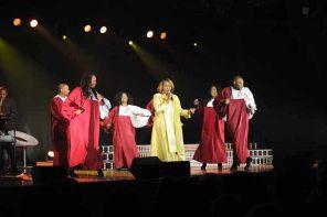 Harlem Gospel Singers und Queen Esther Marrow