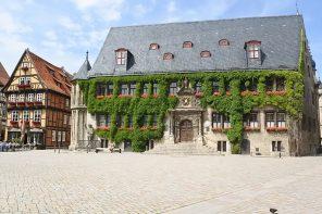 Quedlinburg, Unesco-Welterbestadt, Dixieland- und Swingtage