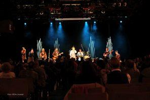 Marla Glen und Band  – Tour 2018